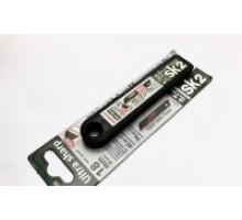 Леза для ножів Розжарені чорні 18 мм преміум Assist