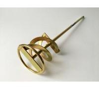 Міксер для розчинів (дрель) 80 х 400 мм (1 шт)