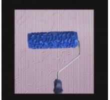 Валик структурний гумовий 60 х 180 мм 2015L (синій)