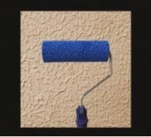 Валик структурний гумовий 60 х 180 мм 2010L (синій)