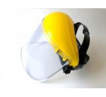 Захисна маска косаря (пластик)