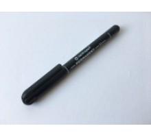 Маркер перманентний чорний тонкий 1,0 мм (10 шт/уп)