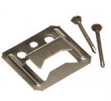 Клямер до вагонки 1 мм (1 уп)