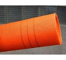 Сітка фасадна (5*5мм),1х50м,160 м2 помаранчева