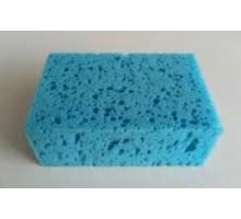 Губка для миття плитки  сильно пориста  110х160х60мм