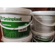Шпаклівка Грейнпласт Greinplast SW, 17кг шпаклювальна маса.