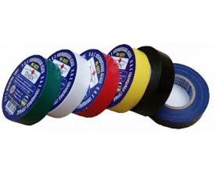 Ізострічка ПВХ Стенсон кольорова 10м (10шт)