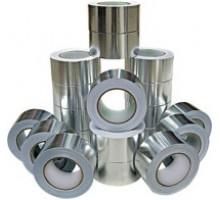 Скотч термостійкий (алюмінієвий) 48х10 (1 шт)