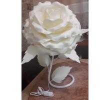 Лампа нічник .Троянда