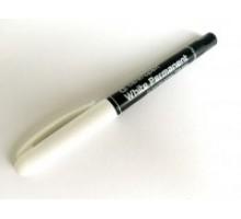 Маркер будівельний перманентний Білий тонкий 1,2 мм2686